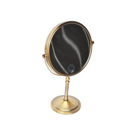 Зеркало косметическое Magliezza Fiore 80106-br