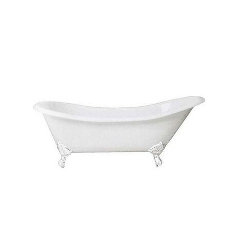 Ванна Magliezza Maria 170x76 (ножки белые)