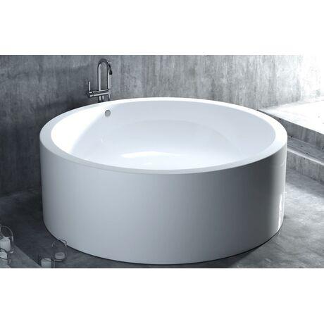 Ванна из искусственного камня Salini ISOLA 200x200