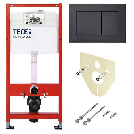 Инсталляция для подвесного унитаза TECE K400407