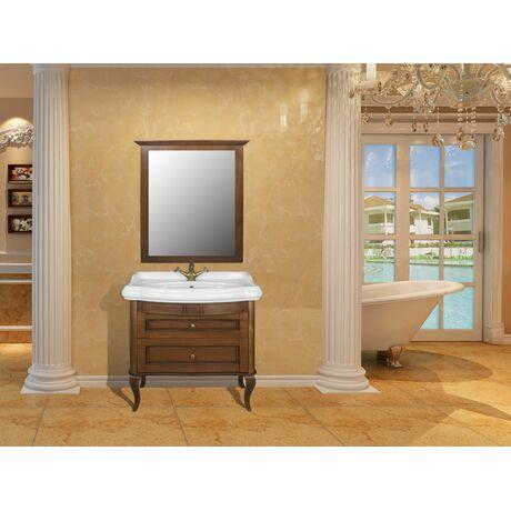 Мебель для ванной Tessoro VENETO 80 Красный орех