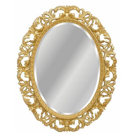 Зеркало Tessoro ISABELLA TS-10210-G с фацетом, золото