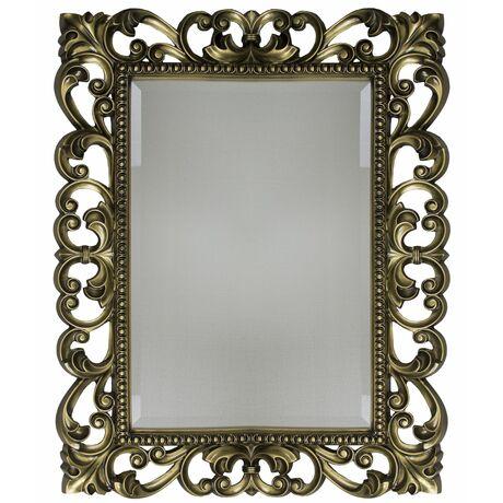 Зеркало Tessoro ISABELLA TS-1076-B с фацетом , бронза